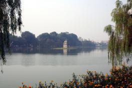 Ханой - Озера возвращенного меча - Hoan Kiem Lake