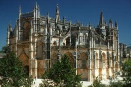 Монастырь да Санта-Мария да Витория