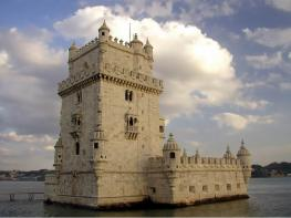 Торре-де-Белен - Четырехугольная Башня Белен