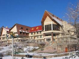 Яремче - горнолыжный курорт Украины - Карпаты