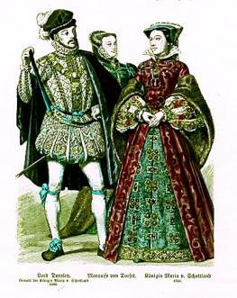 Мария Стюарт - королева Шотландии