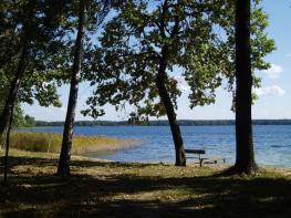 Шацкие озера - курорт на Волыни