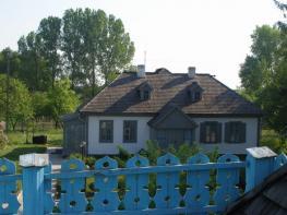 Усадьба семьи Косач - Леси Украинки в Колодяжном - Волынь