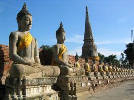 Аюттхая - Ayuthaya - исторический и культурный центр Таиланда