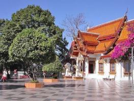 Чиангмай - город Таиланда