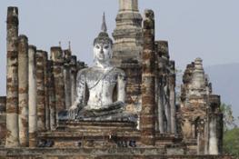 Храм Великой Реликвии Ват Махатхат