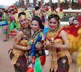 Тайский Новый год Songkran