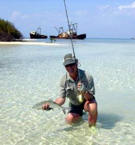 рыбалка на кубе для туристов