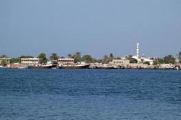 Умм-Эль-Кайвайн - городок ОАЭ