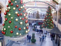 ОАЭ: Рождество и Новый год