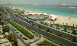Шарджа: пляжи эмирата