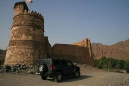 Деревня и оазис Битхна - Bithnah