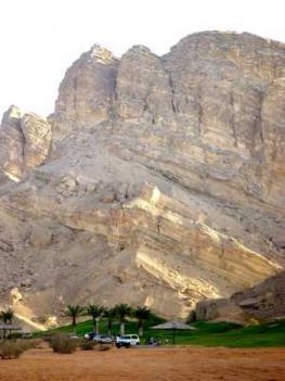 Гора Хафит вблизи г.Аль-Айна