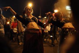 Дубаи: дискотеки и клубы