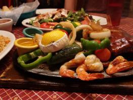 Рестораны в ОАЭ - Дубаи