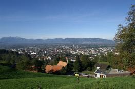 Дорнбирн - Dornbirn - старинный австрийский город