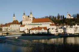 Штайр - Steyr - старинный город в Австрии