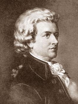 Моцарт Вольфганг Амадeуc