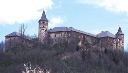 Замок Штрассбург XII века