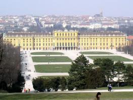 Дворец Шенбрунн - Schloss Schonbrunn