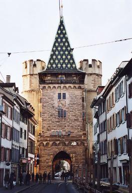 Базель - Basel - город в Швейцарии