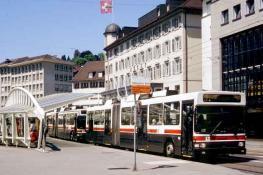 Санкт-Галлен - Sankt Gallen - кантон на северо-востоке Швейцарии
