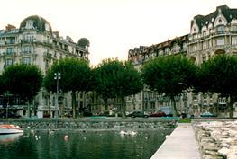 Женева - кантон на юго-западе Швейцарии