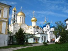 Донской монастырь - Москва