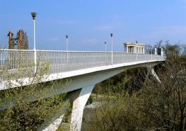 Тещин мост - символов одесских Ромео и Джульетт