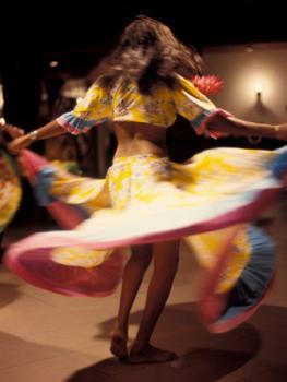 Культура Сейшел - танцы на Сейшелах