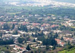 Кибуц - район и сельскохозяйственная коммуна в Израиле