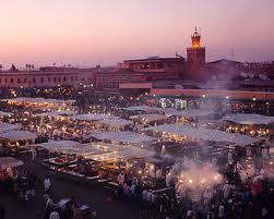 Марракеш-Тенсифт-Эль-Хауз - область в Марокко