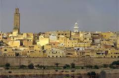 Мекнес-Тафилалет - область северо-центрального Марокко