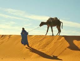 Путешествия по пустыне - сафари в Марокко