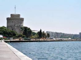 Салоники - самый известный курорт Греции