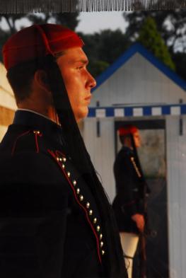 Греческие Эвзоны - гордость афин!