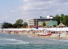 Солнечный берег очень хорош для семейного туризма