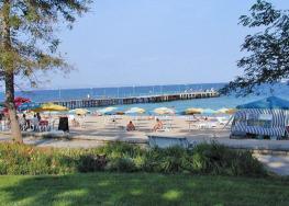 Золотые пески - экологически чистый курорт Болгарии!
