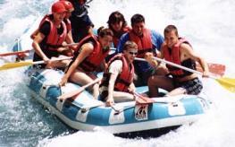Плавание на плотах, каноэ и байдарках в Болгарии