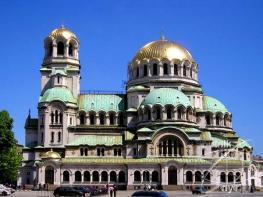 Собор святой Софии - один из древнейших памятников Болгарии
