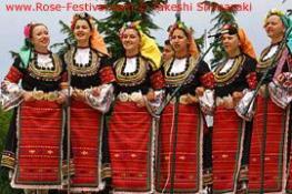Посетите Долину роз в Болгарии - не пожалеете!