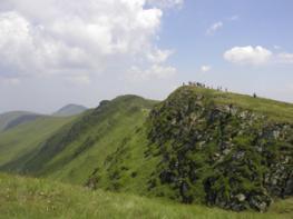 Стара Планина - красота сверху неповторима!