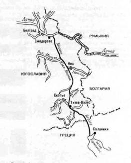 Реки и озера Болгарии
