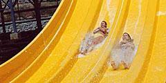 Аквапарк Aqua Paradise в Несебре - не хуже Солнечного берега