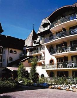 Отель Residence Le Cristal d'Argentiere Lagrange