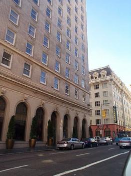 Отель Clift Hotel