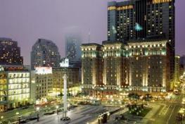 Отель Westin San Francisco Market Street Hotel