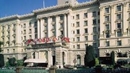 Отель The Fairmont San Francisco