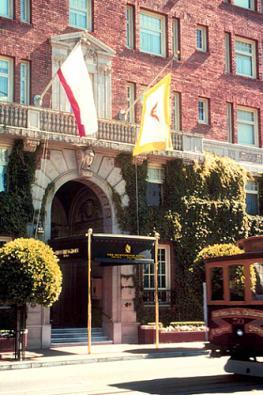 Отель The Huntington Hotel & Nob Hill Spa