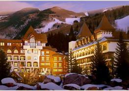 Отель Marriott Mountain Resort & Spa